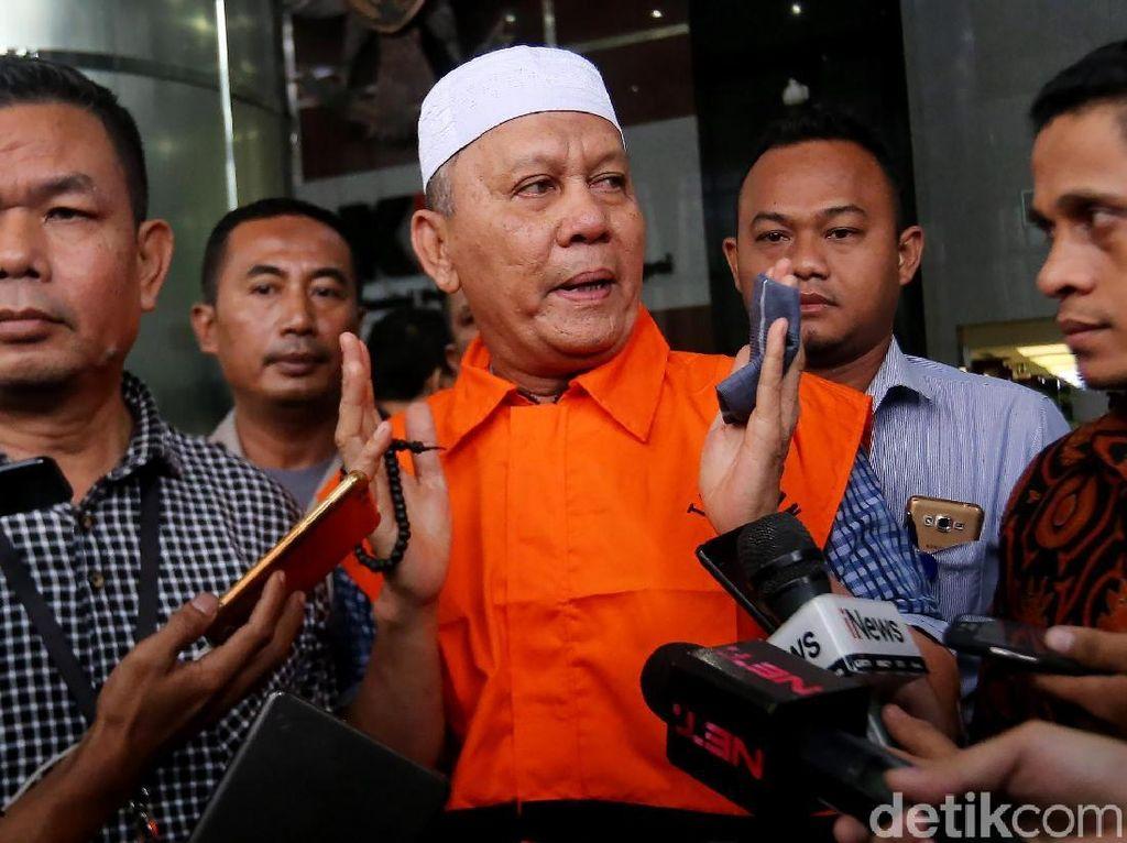Eks Anggota DPRD Sumut Ditahan KPK soal Gatot Pujo