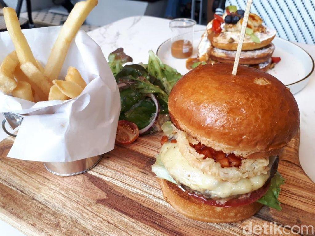 Tobys Estate: Gurih Mantap Brisket Burger Buatan Kafe Sydney di Jakarta