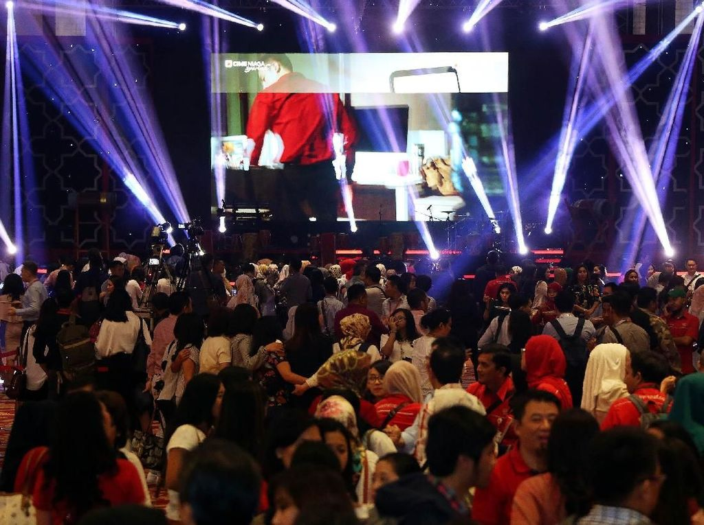 Konser Kemenangan CIMB Niaga