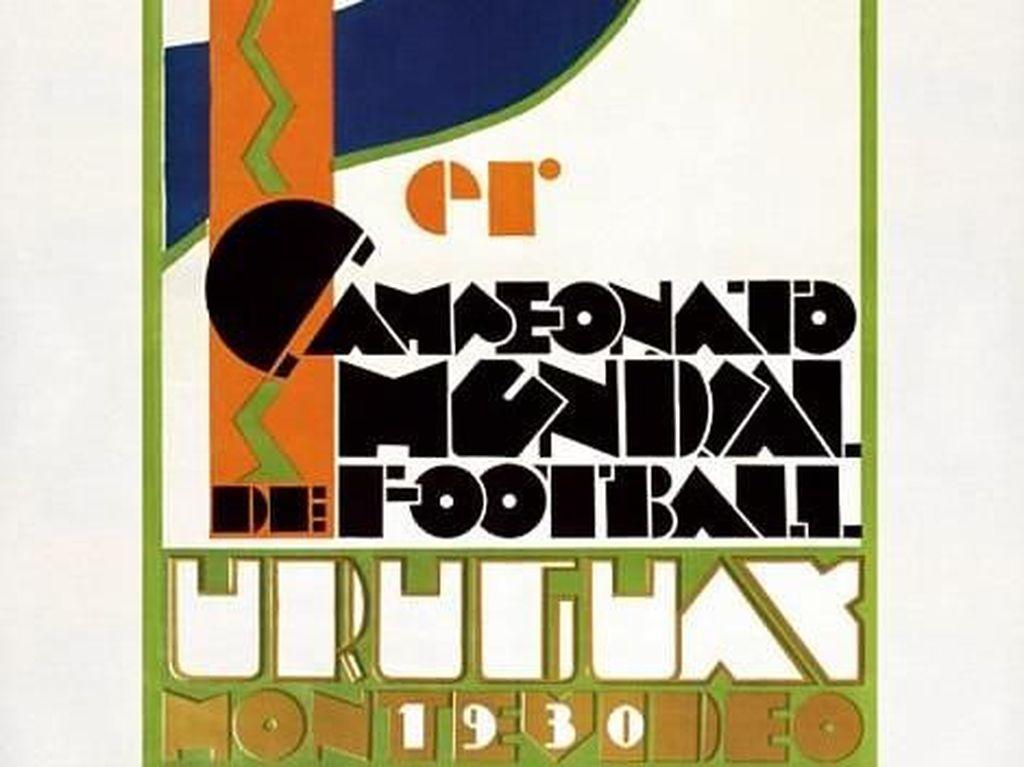 Menelisik Lagi Poster Nyeni Piala Dunia dari Tahun 1930
