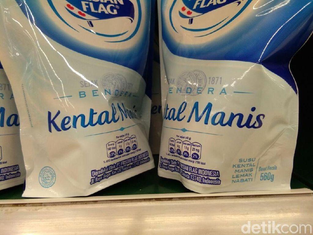 Kemenperin Pastikan Susu Kental Manis Aman, Ini Penjelasannya