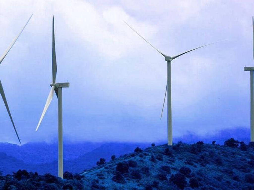 Melihat Sebaran Proyek Kebun Angin Raksasa 1.725 MW di RI