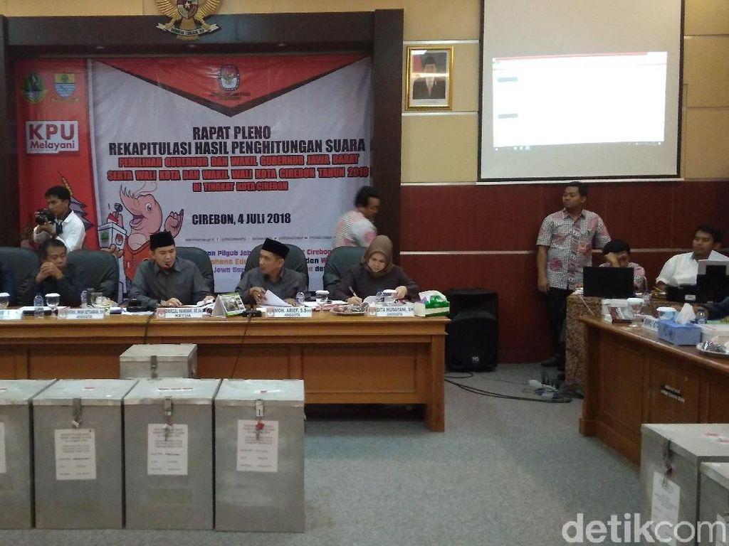 Duet Anak Buah SBY-Surya Paloh Menang Tipis di Pilwalkot Cirebon