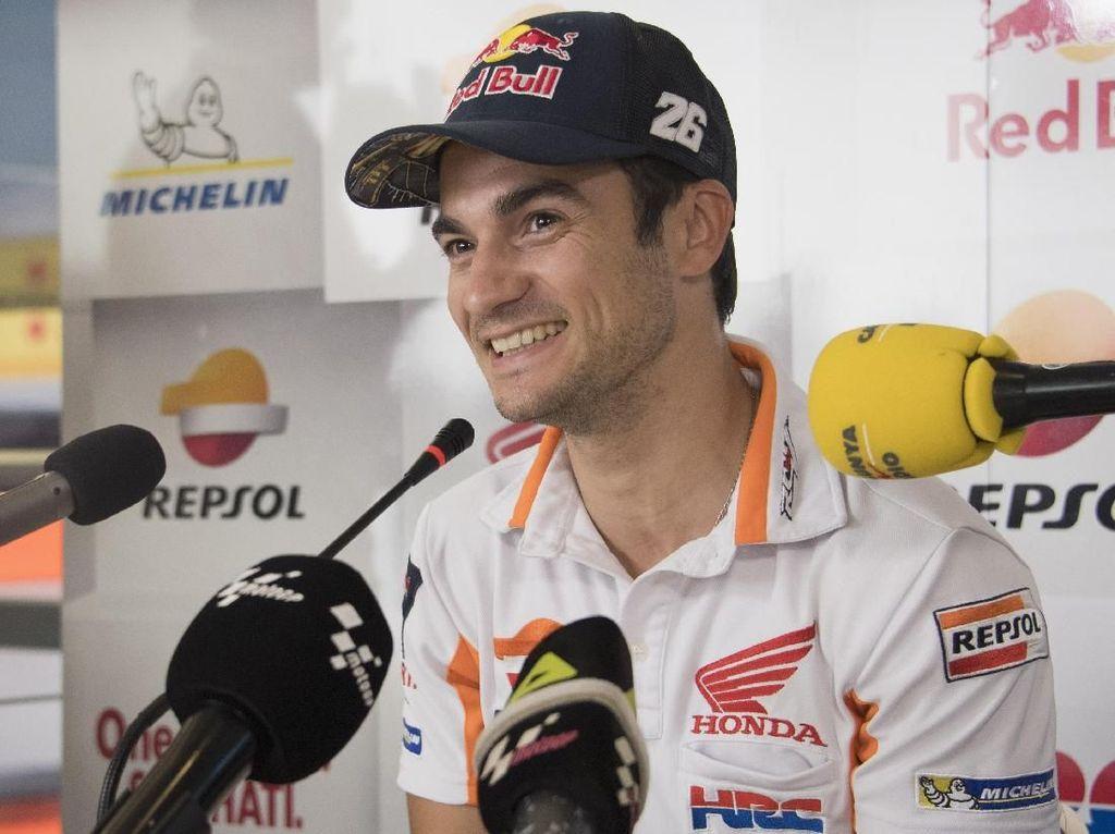 Pedrosa Resmi Jadi Pebalap Penguji KTM