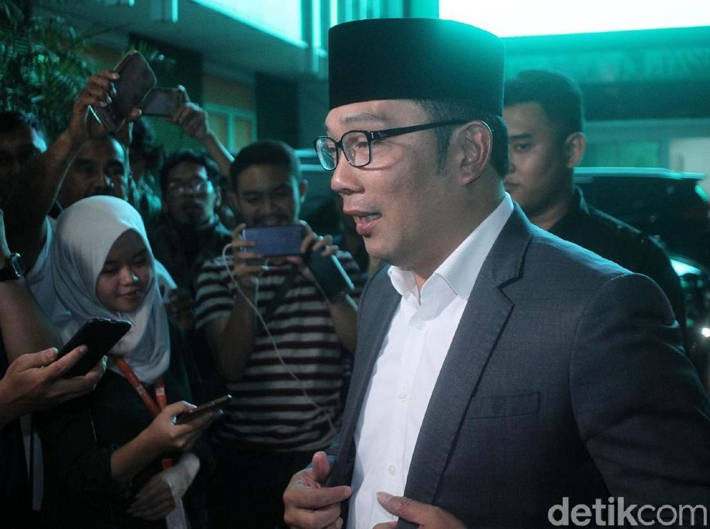 Ridwan Kamil Klaim Utang Politik Jadi Wali Kota Tinggal Transportasi