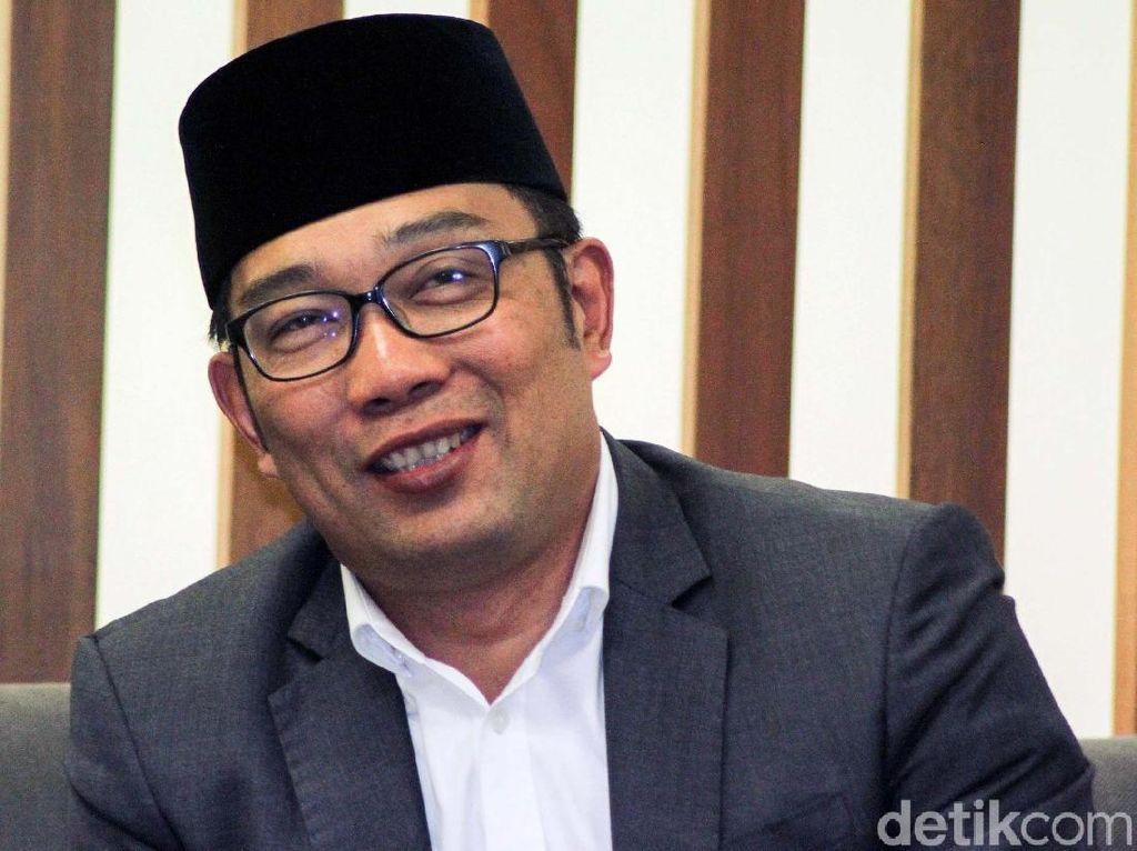 Ridwan Kamil Ingin Pelantikan Wali Kota-Bupati Dipercepat