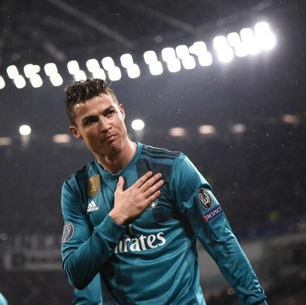 Antusiasnya Emre Can Main Bareng Ronaldo