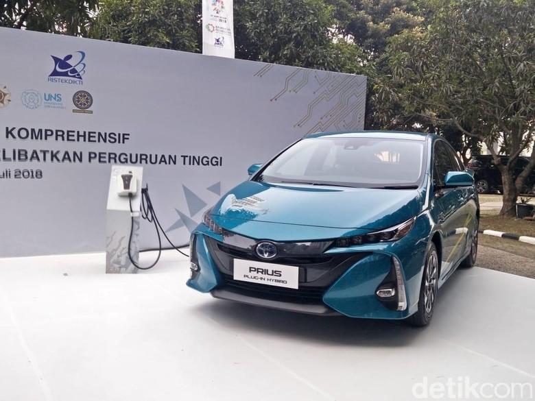 Indonesia Belum Siap Mobil Listrik