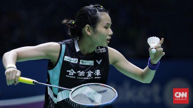 Tai Tzu Ying bisa memberikan perlawanan kuat kepada Indonesia.