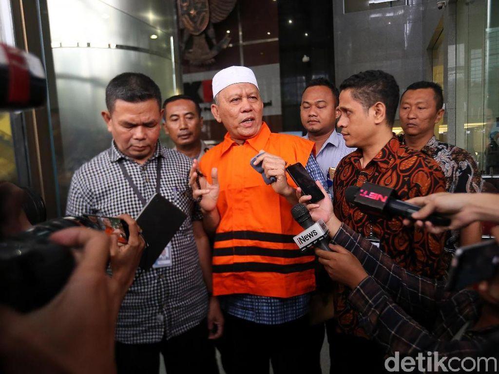 Ungkapan Maaf Eks Anggota DPRD Sumut Tersangka Suap Gubernur Gatot