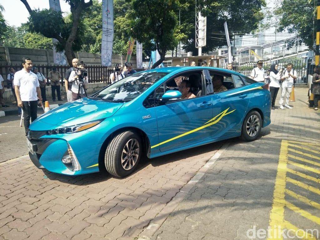 Mobil PHEV Diminati Banyak Kalangan, TAM Masih Nego dengan Jepang