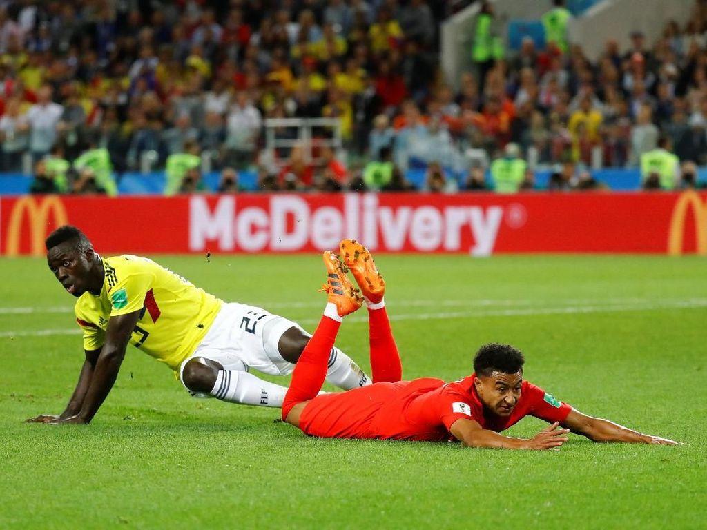 Pelatih Kolombia: Pemain-Pemain Inggris Diving