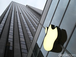 Pemasukan Q1 2021 Apple Tembus Rp 1.567 Triliun