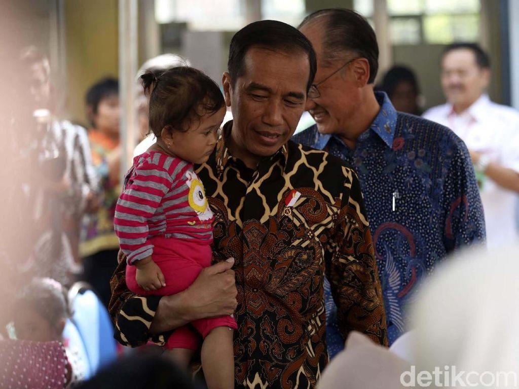 Jokowi Ajak Blusukan Presiden Bank Dunia