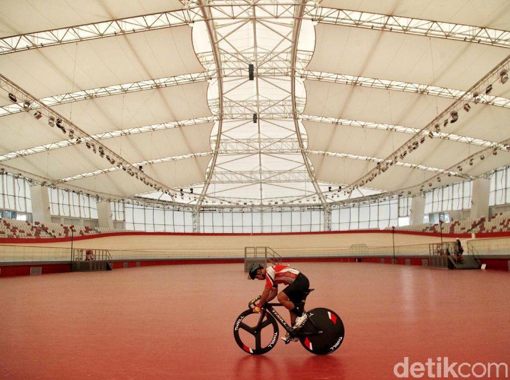 Pemprov DKI Ajak Swasta Kelola Velodrome usai Asian Games