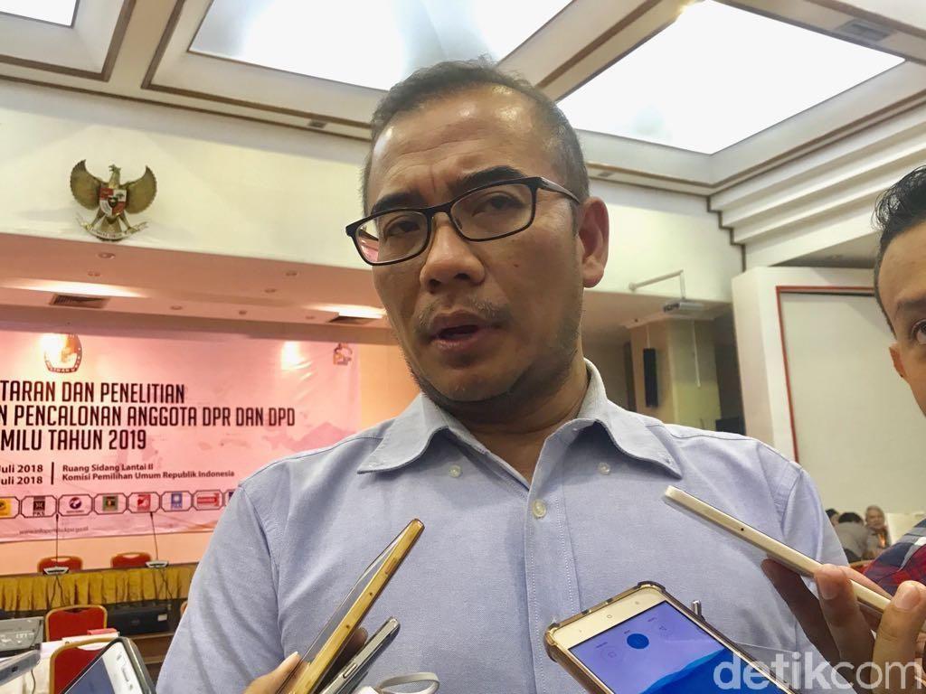 KPU Terima Daftar Eks Napi Korupsi Dari KPK