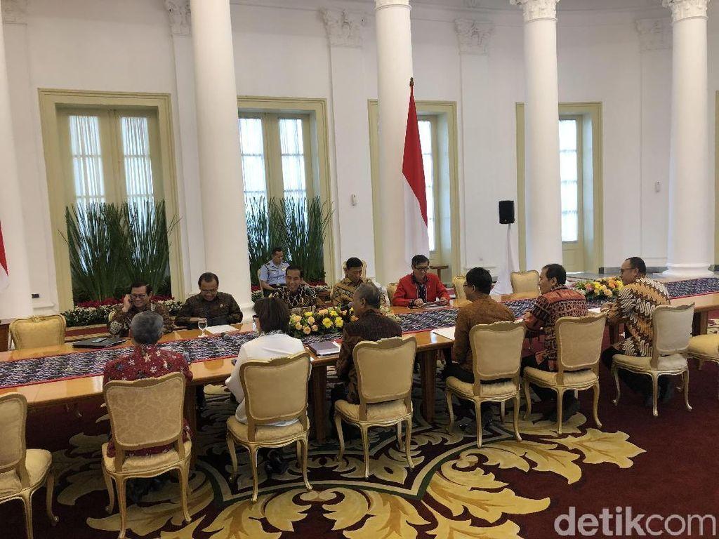 Bertemu Jokowi, KPK Langsung Buka-bukaan soal RKUHP