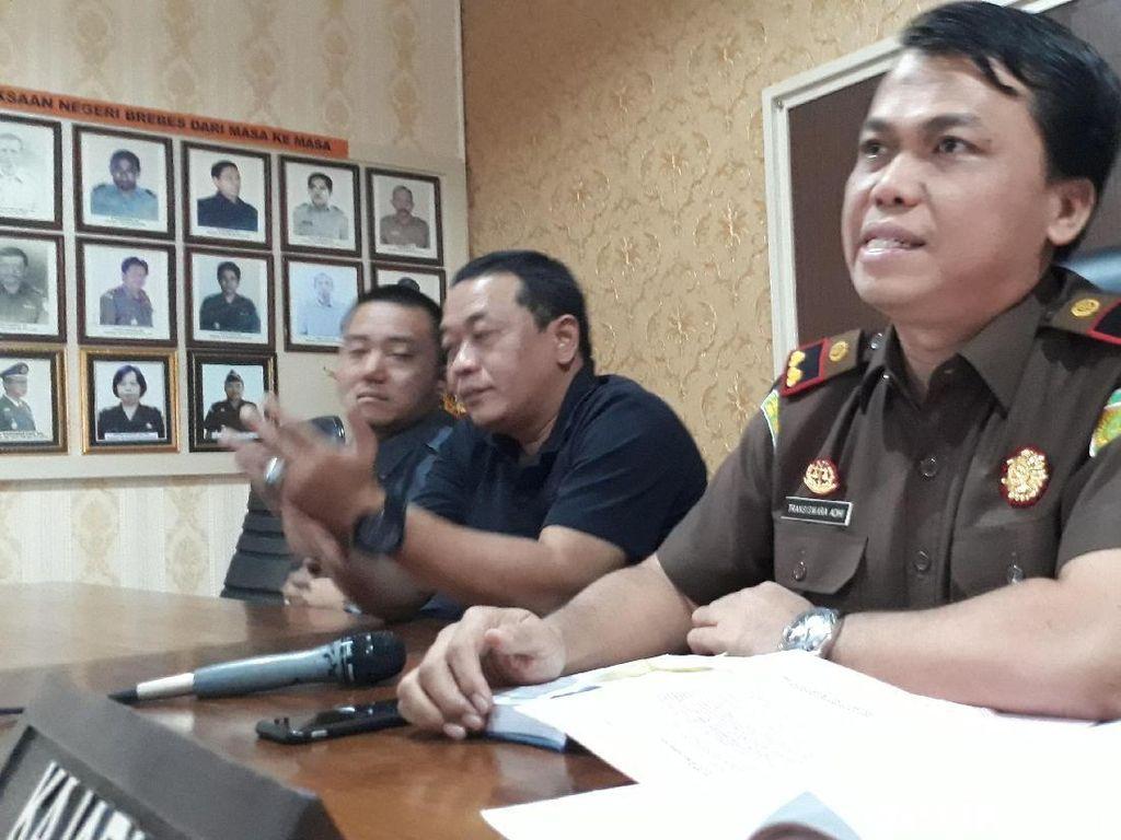Kejari Brebes Tangkap Pelaku Korupsi Bansos yang Buron 4 Tahun