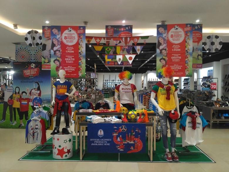 Piala Dunia Masuk Perempatfinal, Transmart Carrefour Beri Hot Price