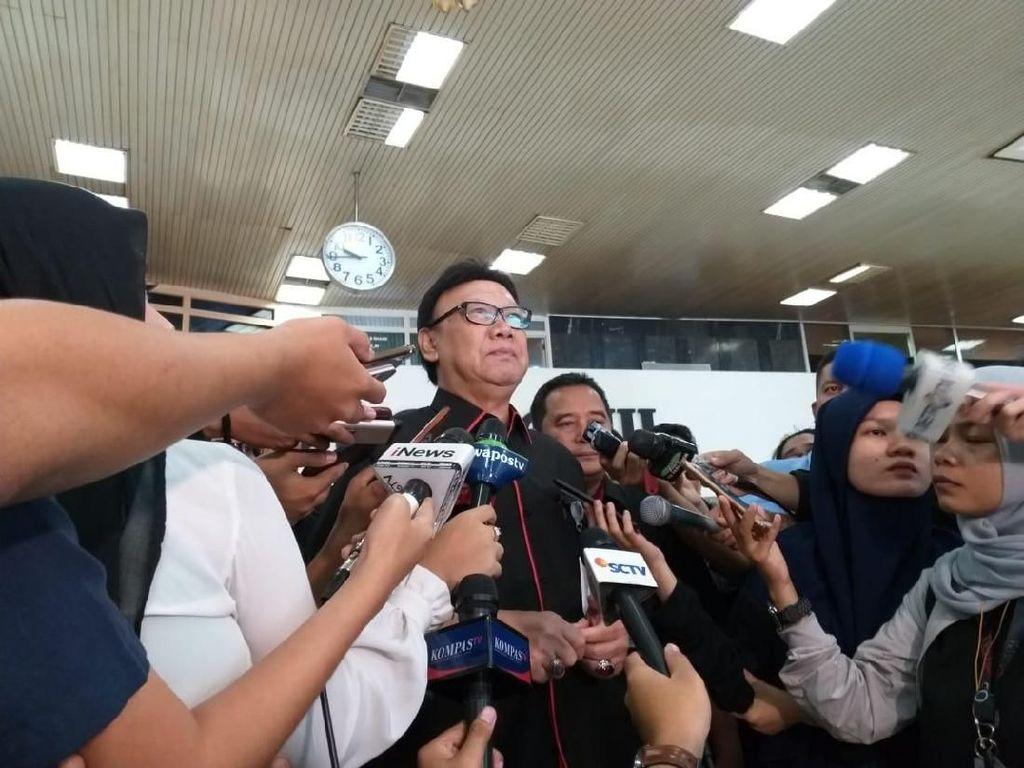 Bahas Eks Koruptor Dilarang Nyaleg, DPR Rapat dengan Mendagri-KPU