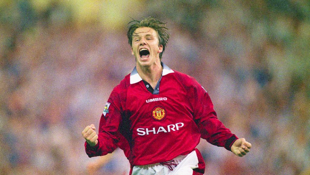 David Beckham dari Masa ke Masa, Hingga Tetap Bugar di Usia 43 Tahun