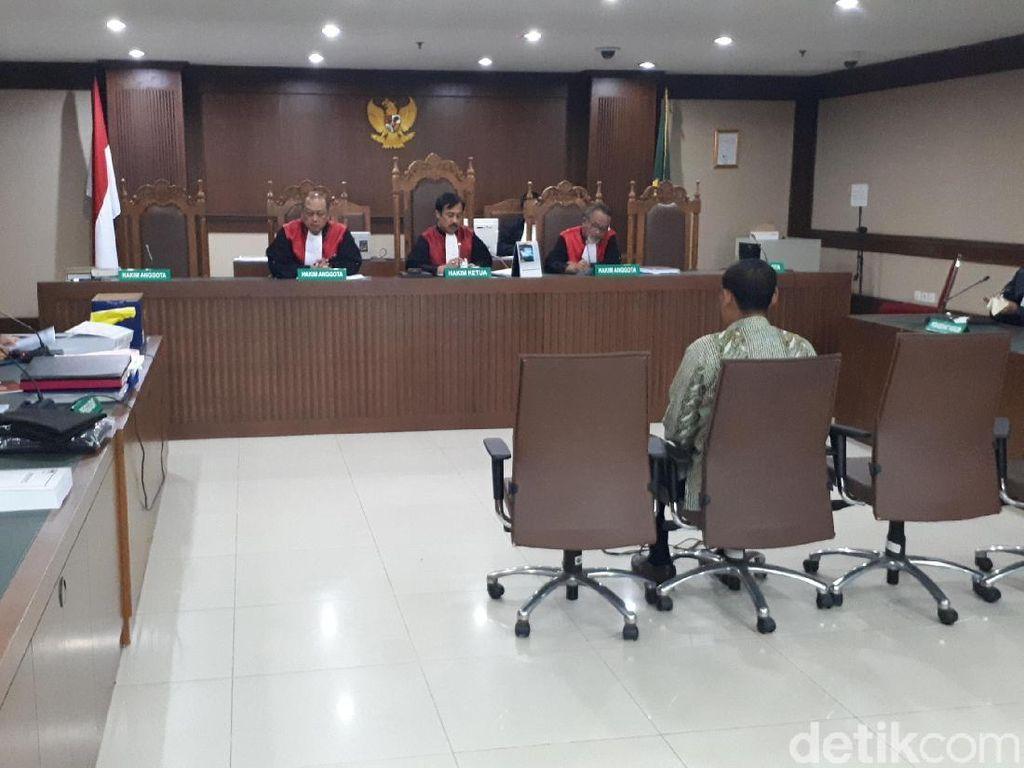 Suap DPRD, Eks Kadis di Lampung Tengah Dituntut 2,5 Tahun Bui
