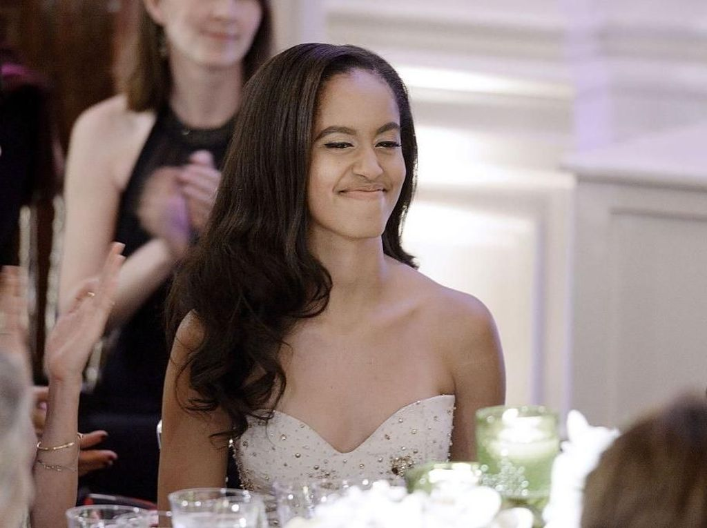 Foto: Malia Obama yang Makin Dewasa Makin Cantik