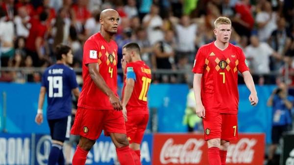 Belgia Tim Paket Komplet di Piala Dunia 2018
