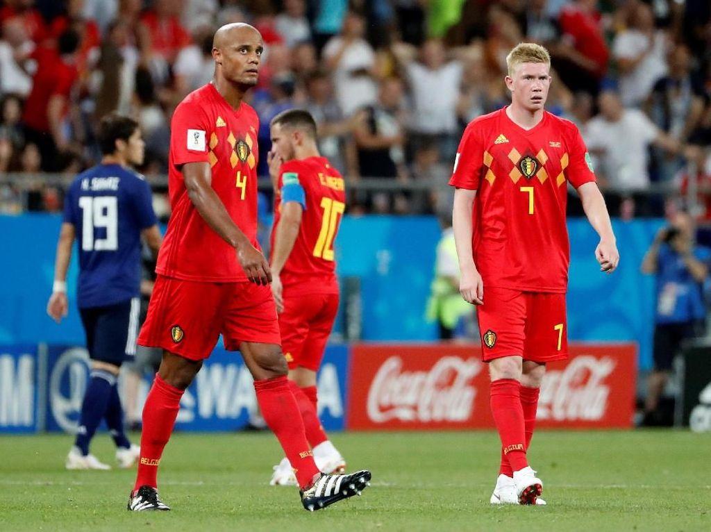 Video: Belgia Bisa Kalahkan Brasil, Asal..