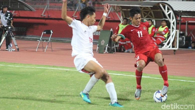Piala AFF U-19: Indonesia Hajar Filipina 4-1