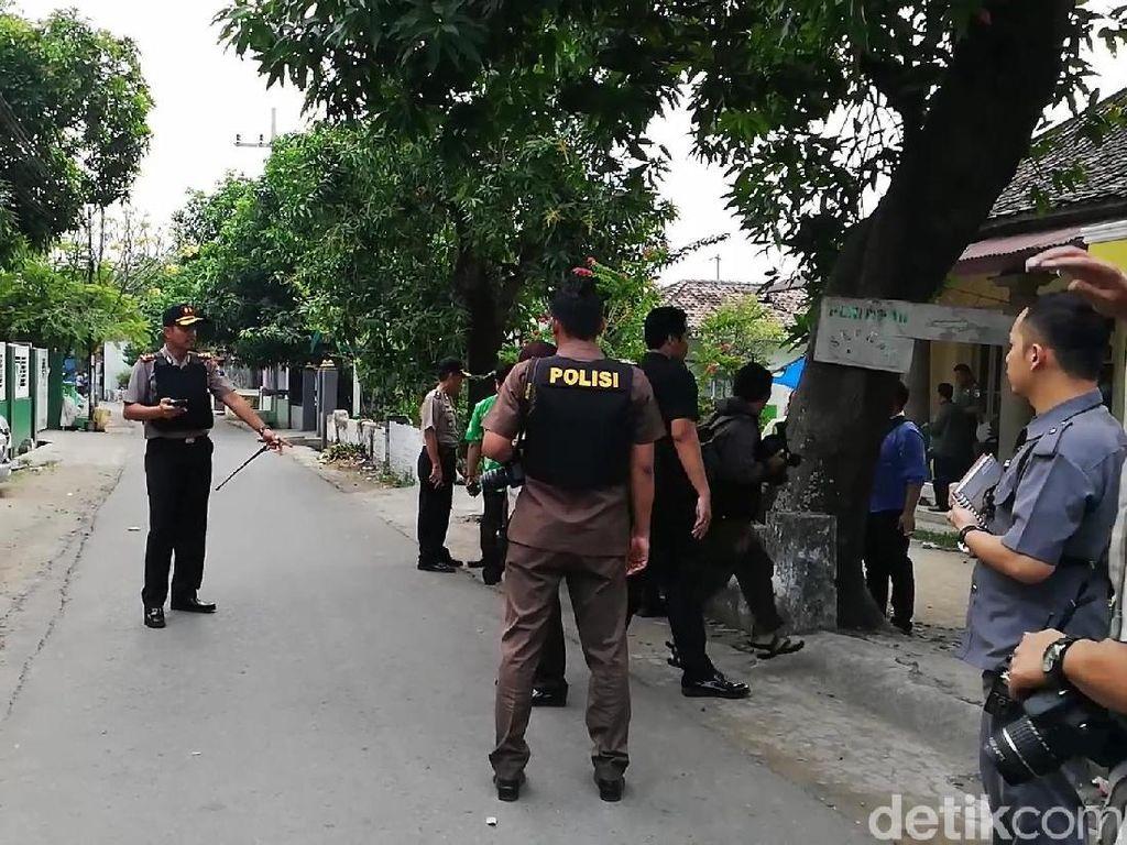 Kesaksian Warga: Ledakan di Pasuruan Juga Lukai Pembawa Bom