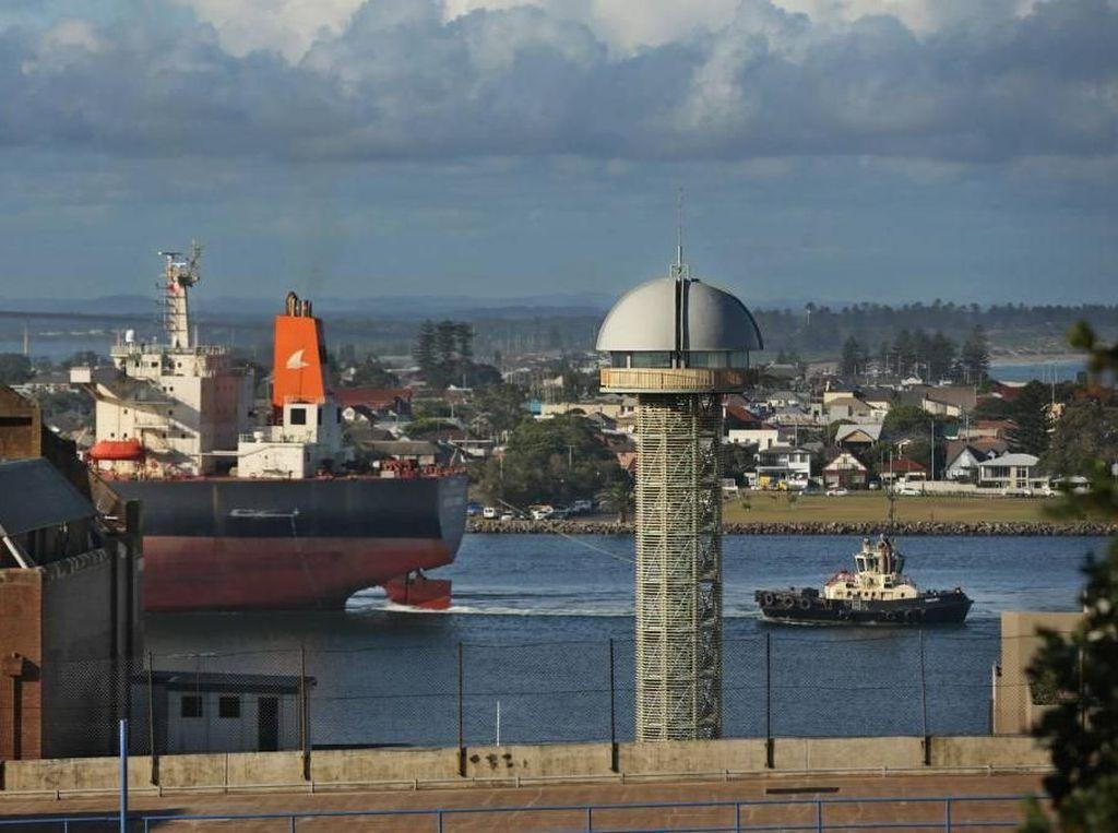 Menara Penis di Australia yang Akan Jadi Kenangan