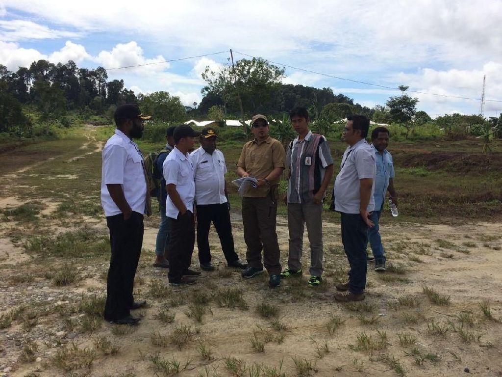 Bangun Jalan di Papua, Kemendes Harap Distribusi Makin Lancar