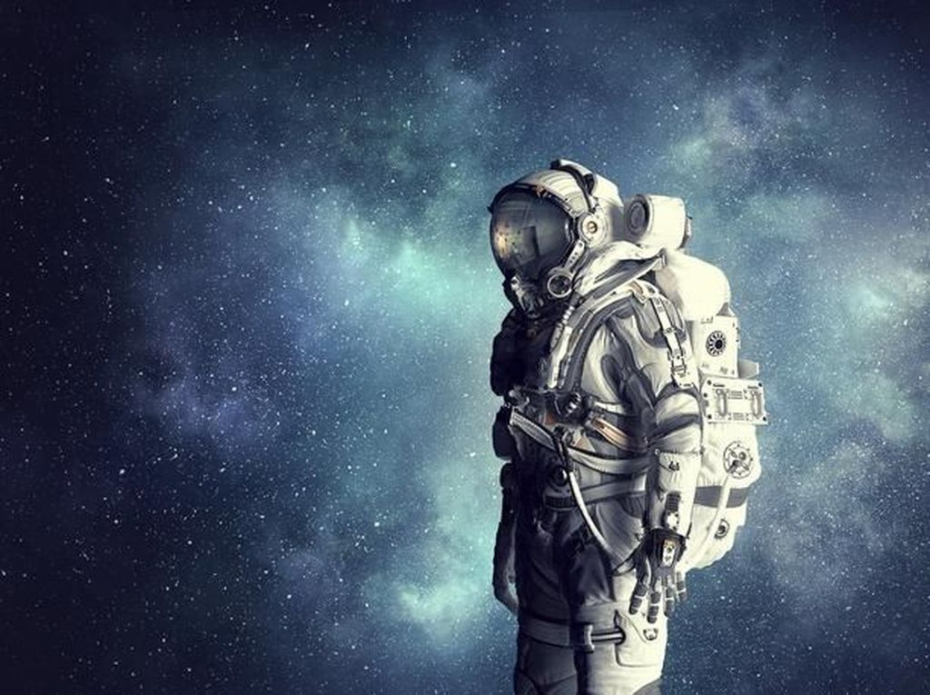 Mungkinkah Astronot Terkena Kanker karena Radiasi Luar Angkasa?