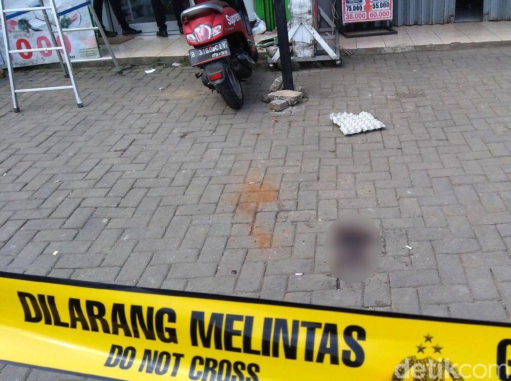 Ini Lokasi Perampok Sadis Tembak Ibu di Tangerang