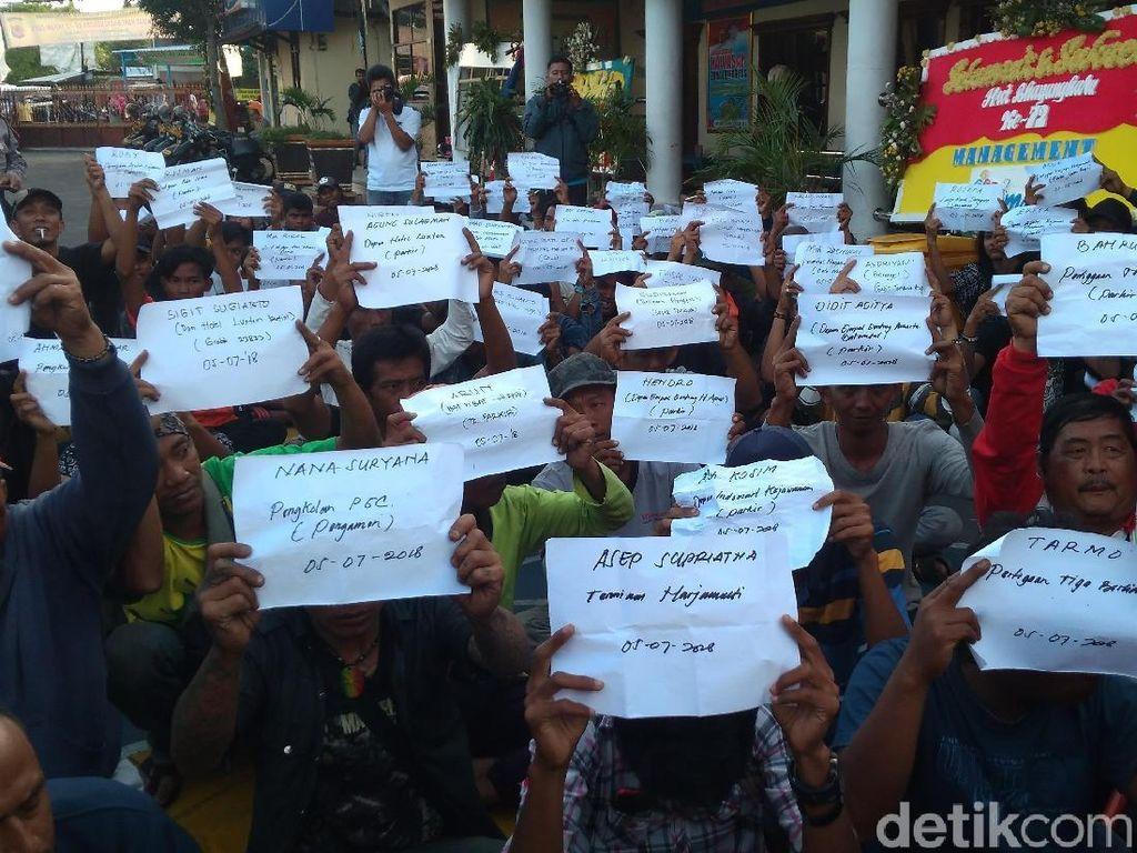 Ribuan Preman di Jabar Ditangkap Jelang Asian Games