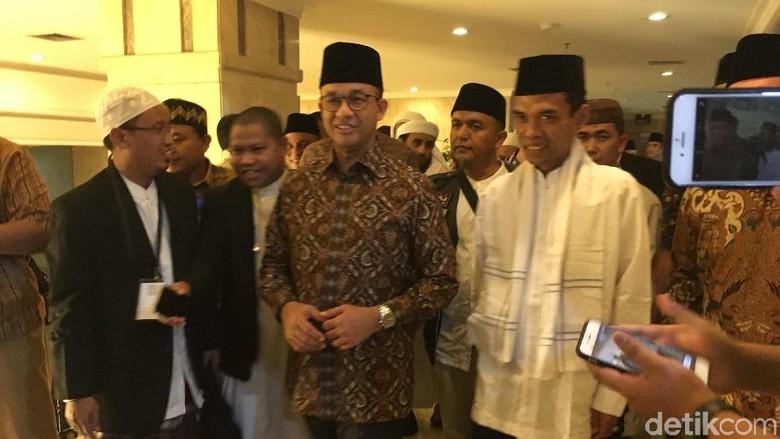 Usai Anies, PKS Sebut Ustaz Somad dan Habib Rizieq untuk Pilpres