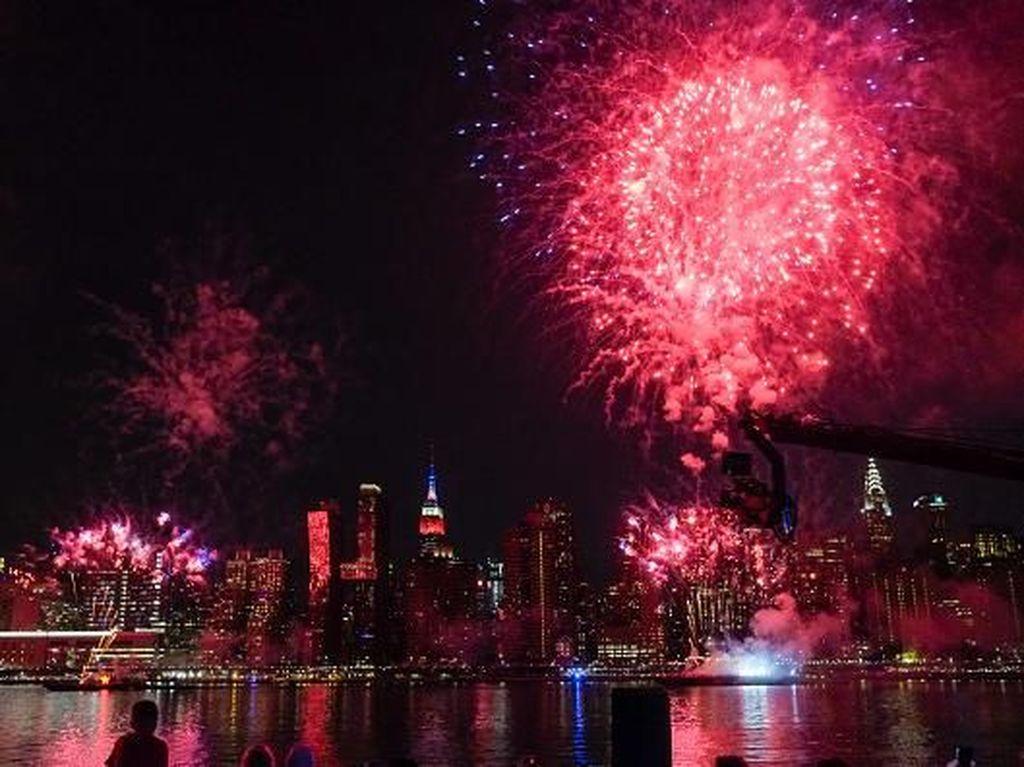 Meriahnya Perayaan Kemerdekaan Amerika Serikat