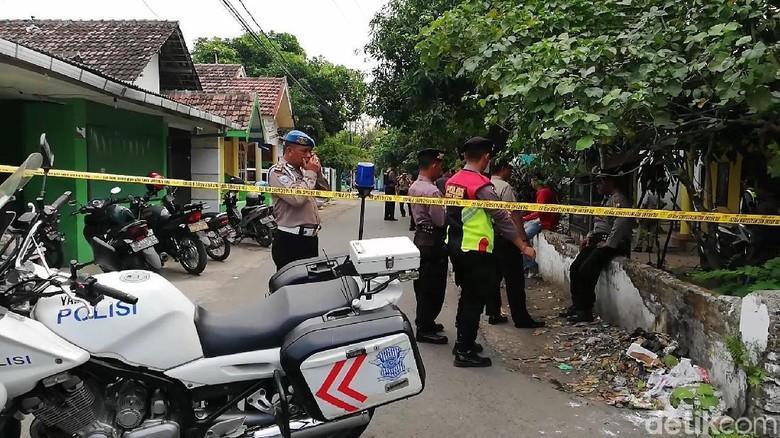 Bom yang Meledak di Pasuruan Berasal dari Rumah Kontrakan