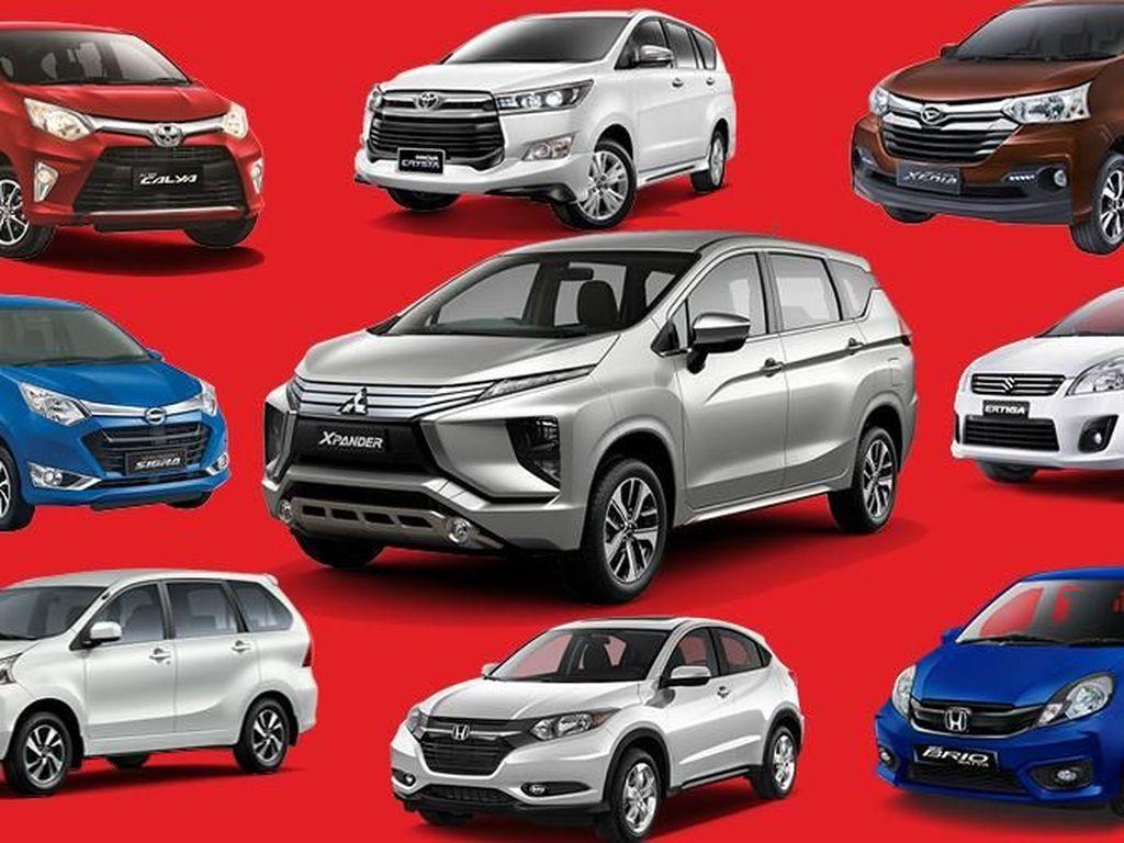 20 Mobil Terlaris Sepanjang 2020