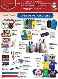 Perempatfinal Piala Dunia, Transmart Carrfefour Beri Hot Price
