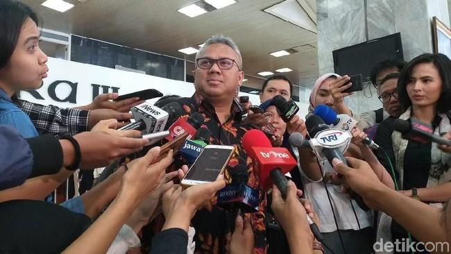 KPU Harap Parpol Segera Daftarkan Nama-nama Caleg