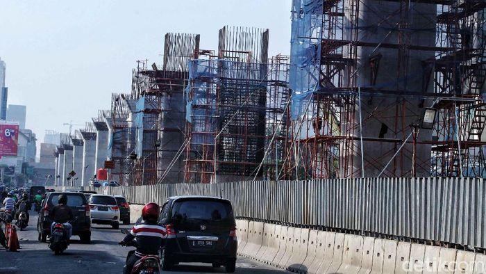 Ilustrasi pembangunan. Foto: Pradita Utama
