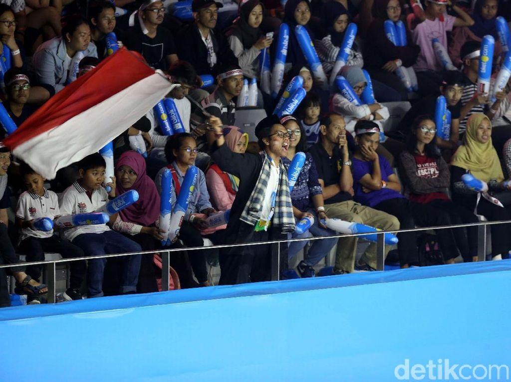Kata Panpel tentang Besarnya Antusiasme Penonton Indonesia Open 2018