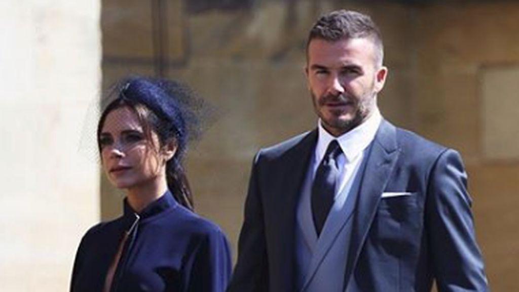 Beckham Curhat soal Kerja Keras Jaga Pernikahan dengan Victoria