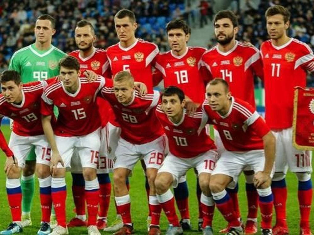 Spektakuler, Banyak Hal Tak Terduga di Piala Dunia 2018