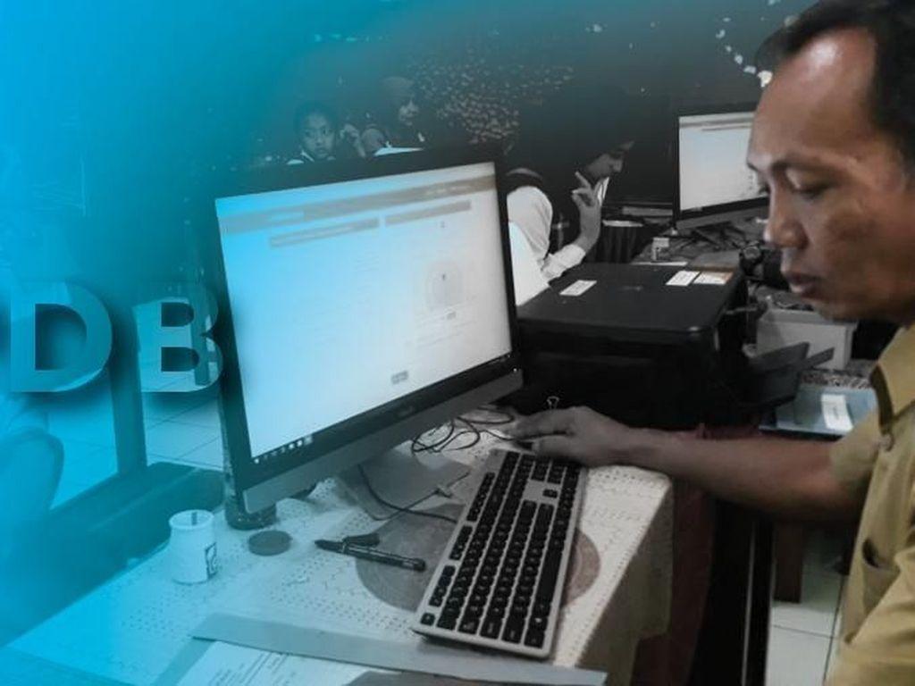 Disdik Jelaskan Alasan Pengajuan Akun PPDB Jakarta 2021 Disetop Sementara