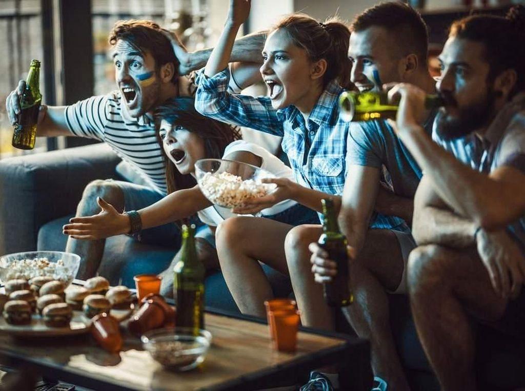 Ini Makanan dan Minuman yang Jadi Tren Selama Piala Dunia