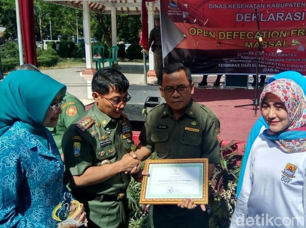 Duh, Warga 358 Desa di Cirebon Masih BAB Sembarangan