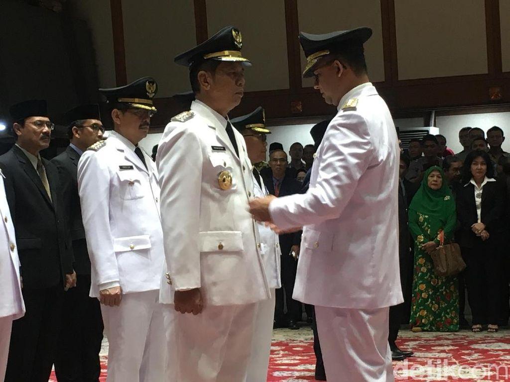 KASN Surati Jokowi Soal Perombakan Pejabat di DKI